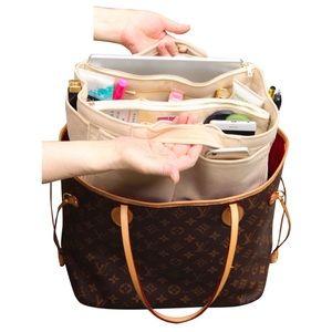 Handbags - LV Neverfull GM organizing insert